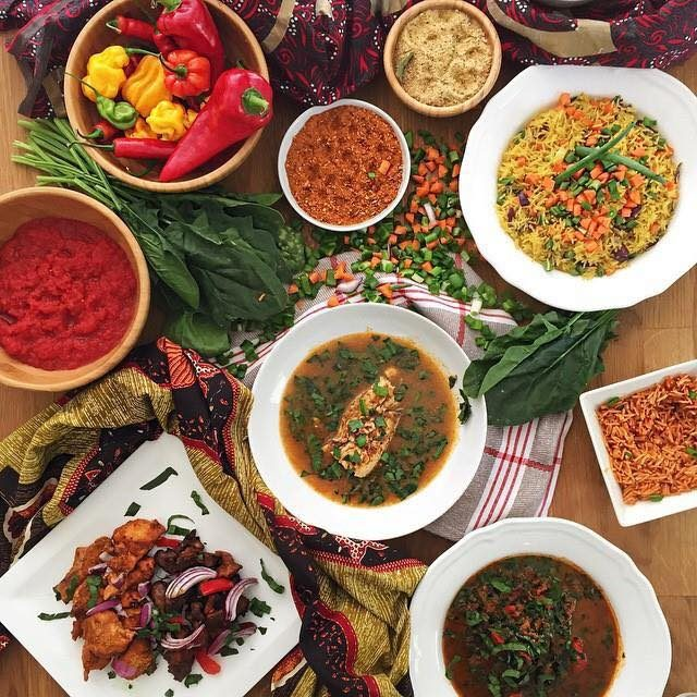 African Festive Cooking with Lerato – Moroccan & West African Food