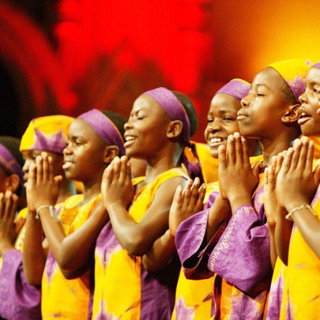 Crossing Borders Series: African Children's Choir
