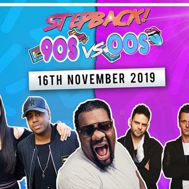 Stepback! 90s v 00s – Liverpool