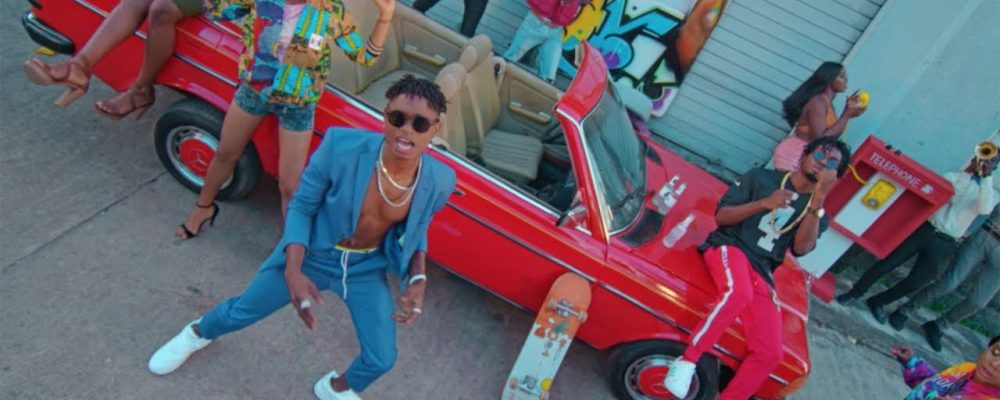 New Music & Video: Lil Kesh feat. Duncan Mighty – Flenjo