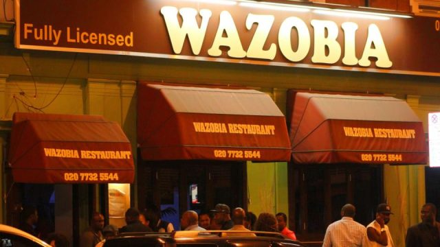 Wazobia
