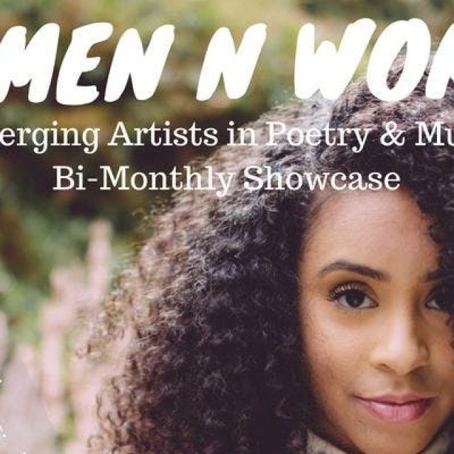 Women N Words (Networking and Comedy/Music/Performance Showcase)