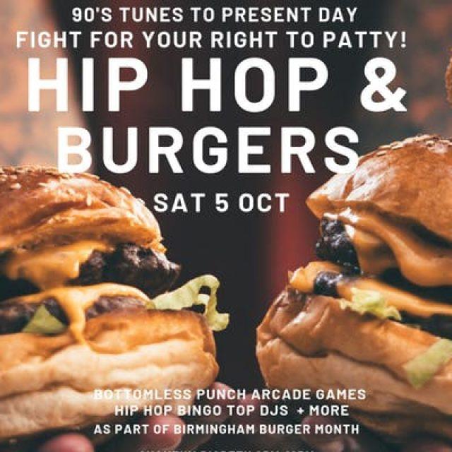 Brunchin Hip-Hop & Burger Festival