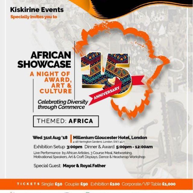 African Showcase Awards