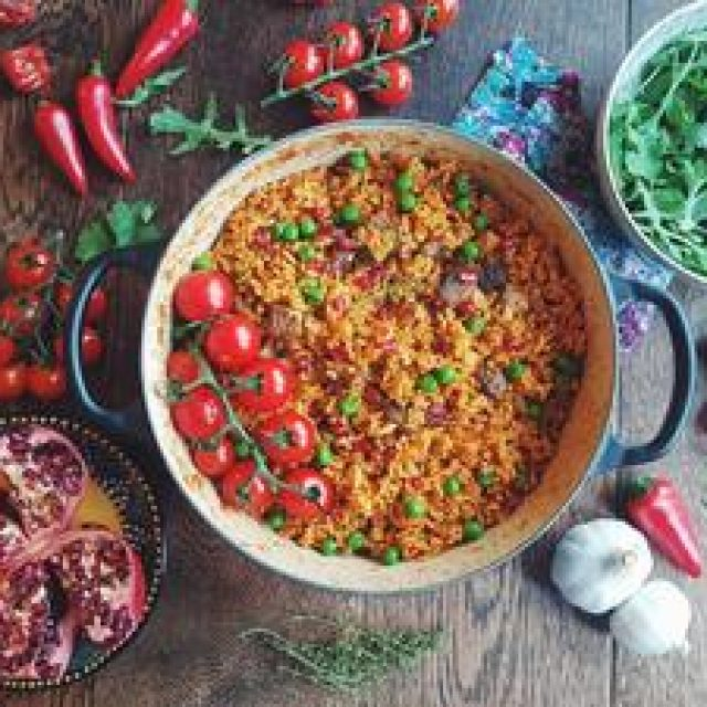 Vegan African Cookery Class with Lerato