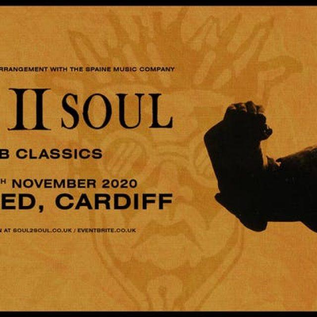 Soul II Soul – Club Classics (Tramshed, Cardiff)