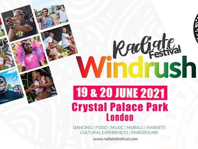 Radiate Windrush Festival 2021