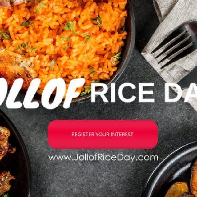 Africa In London – London Jollof Rice Day Fest | October 2019