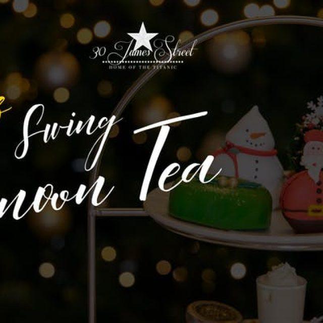 Christmas Swing Afternoon Tea