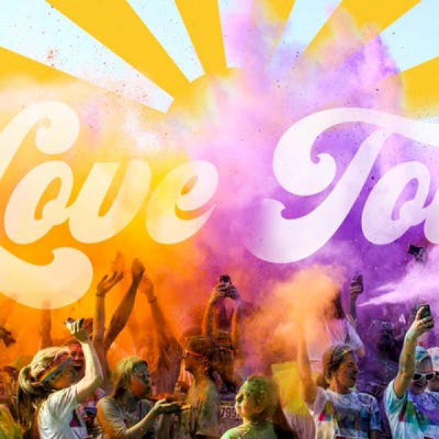 The Color Run Manchester 2019