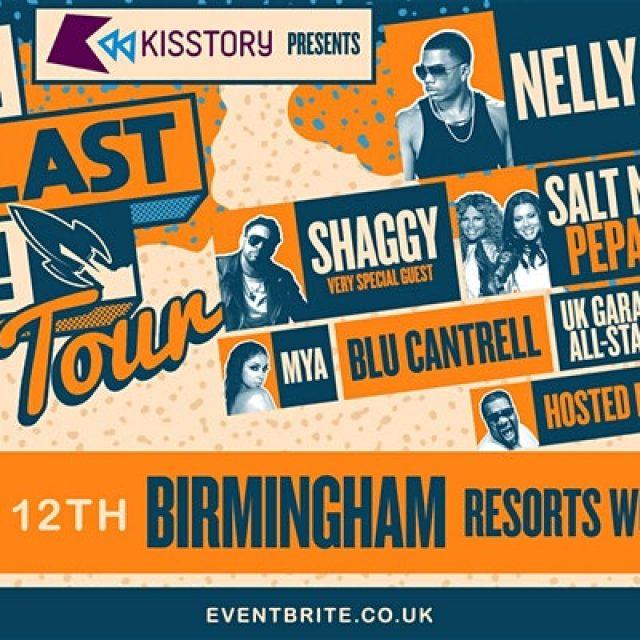 KISSTORY Presents The Blast Off! Tour (Resorts World Arena, Birmingham)