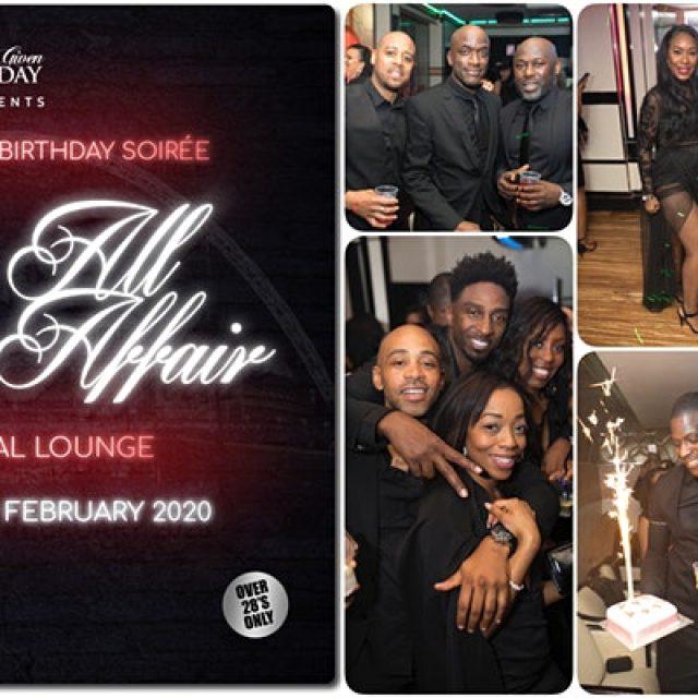 AGS Presents… An ALL BLACK Affair (Part VI)
