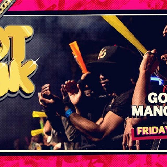 The Heatwave presents Hot Wuk Manchester